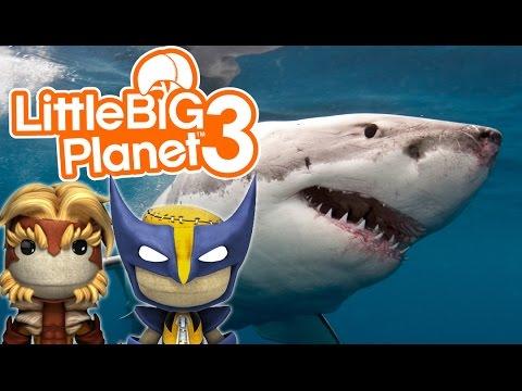Xxx Mp4 I AM A SHARK Little Big Planet 3 Multiplayer 49 3gp Sex