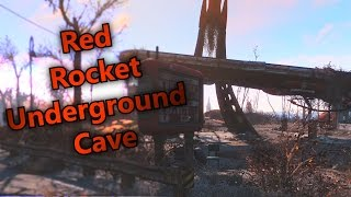 Red Rocket Underground Safe Storage Fallout 4 - Heavy Pistol & Fusion Core Location Guide