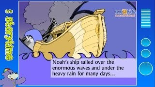 The Story of Prophet Nuh (Noah) with Zaky | HD