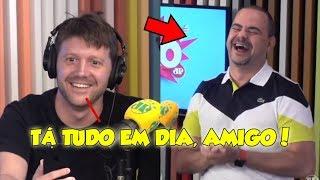 Pânico 2018 - Melhores Momentos #10 - Zukerman sendo zoado pelo Carioca
