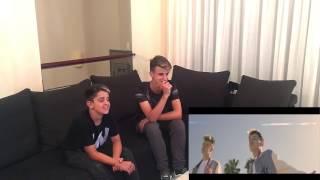 Video reacción a nuestro videoclip Sólo Amigos - Adexe & Nau