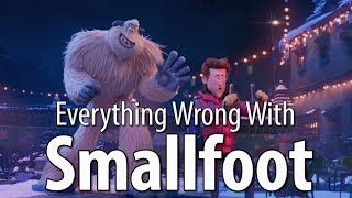 Everything Wrong With Smallfoot In 15 Minutes Or Less