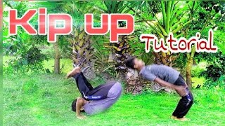How to learn kick up/kip up Only 4 minute/Get up/kick up/kip up Easy way tutorial full explanation