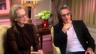 EXCLUSIVE: Meryl Streep & Rick Springfield Talk RICKI AND THE FLASH