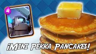 ℗ Mini Pekka Pancakes (tortitas MUY esponjosas) | #recetasturbo | SuperPilopi
