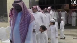 زواج الشاب/ محمد بن عطالله المقاطي