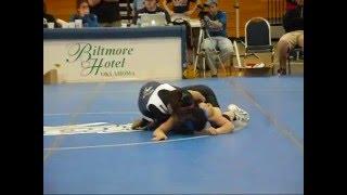 Marina Sanchez (CA) vs Emily Webster (MO) 95 lb Final