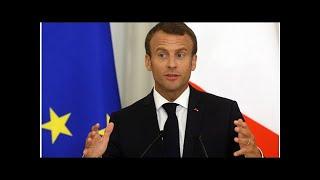 Eurozone SHOWDOWN: Macron to push Merkel to agree 'ambitious' reform