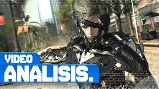VIDEO ANÁLISIS: Metal Gear Rising: Revengeance