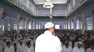 Khotbah Jum'at Ustadz Muhammad Arifin Ilham