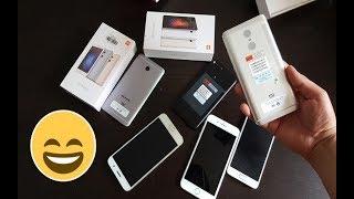 أهديكم ثلاثة هواتف راقية جدا هدية مني لكم مجانا توصل بها حتى باب منزلك + خدمة وتطبيق رائع