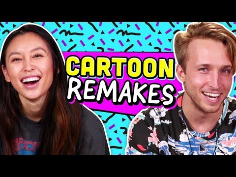 Download 90's CARTOON REMAKES (The Show w/ No Name) HD Mp4 3GP Video and MP3