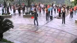 Love China. Square Dance