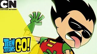 Teen Titans Go! | The End of the Titans | Cartoon Network