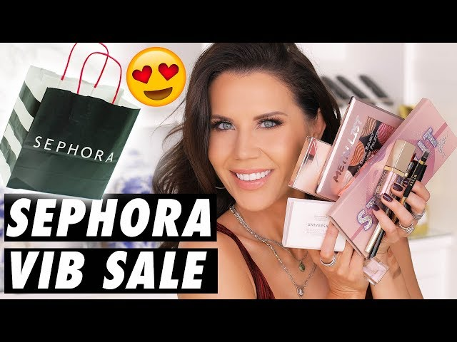 ULTIMATE SEPHORA VIB GUIDE