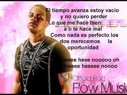 J Alvarez Nada Es Eterno con letra