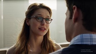 Supergirl 1x01: Winn and Kara [Kara reveals her secret]