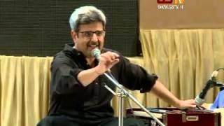 Amar Bhatt Part 1 : Gujarat Samachar and Samanvay Kavya Sangeet Samaroh 2015