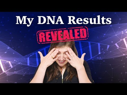 My DNA Results REVEALED 23andMe Mayim Bialik