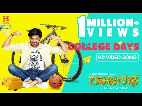 Xxx Mp4 Rajaratha Kannada College Days Video Song Nirup Bhandari Avantika Shetty Anup Bhandari 3gp Sex