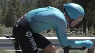 RAW Team Astana/ Matti Breschel /Tour of California/ Big Bear TT