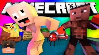 Minecraft Do Not Laugh | BUTT RENTALS! (SkyDoesMinecraft Do Not Laugh Challenge)