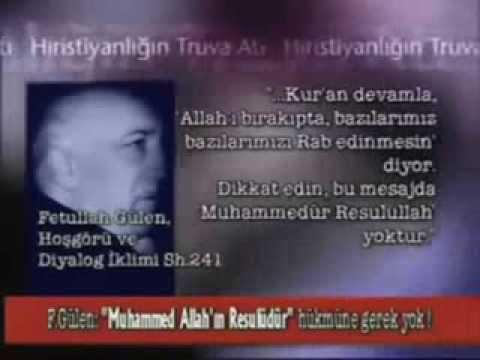 Fethullah Gülenin Belini Kıran Video