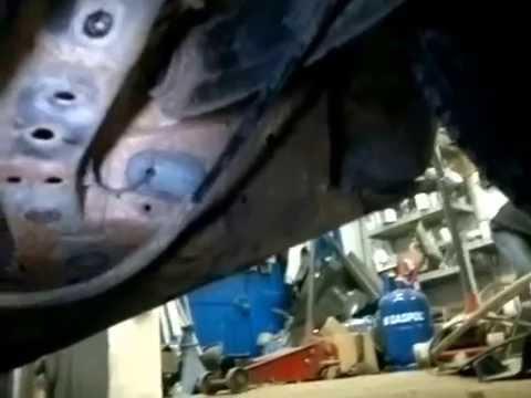 Auto kupione od handlarza oszusta po powodzi mazda 3 2005 rok pogromcy rdzy