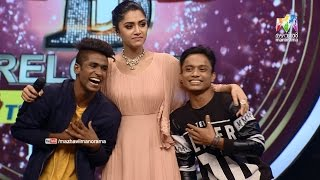D 4 Dance Reloaded l Ep 13 - 'Entry to the 'Grand Finale'  I Mazhavil Manorama