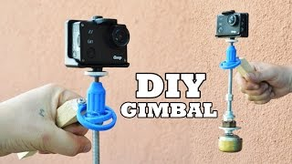 DIY Camera Gimbal for Under 5$