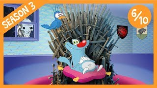 Oggy And The Cockroaches New Episode Best Collection 2017 # Game of Thrones
