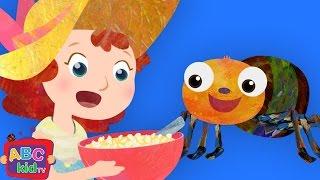 Little Miss Muffet - ABCkidTV