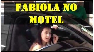 VIDEO COMPLETO - Fabiola no motel com Leo