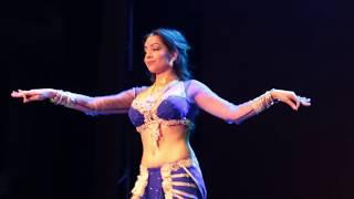 Prem Hai Radha Prem Hai Meera | Bharatanatyam Kathak Bollywood dance | Svetlana Tulasi