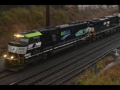 Go Rail leads NS 36Q