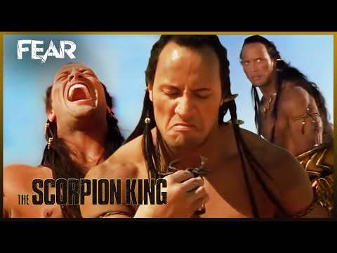 Xxx Mp4 The Best Of The Scorpion King Fear 3gp Sex