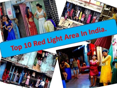 Top 10 Red Light Area In India.
