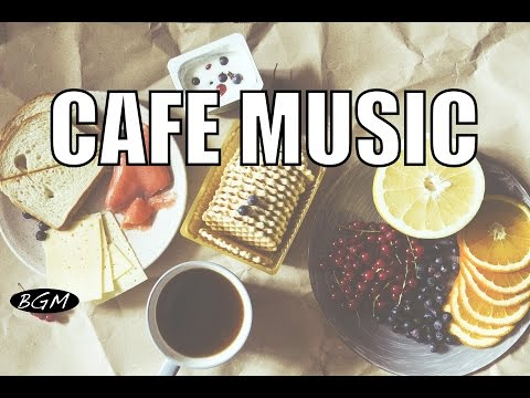 Relaxing Cafe Music - Jazz & Bossa Nova Instrumental Music For Relax,Study, Work