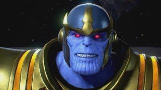 MARVEL VS CAPCOM INFINITE All Cutscenes Full Movie (Marvel Avengers/Capcom Movie)