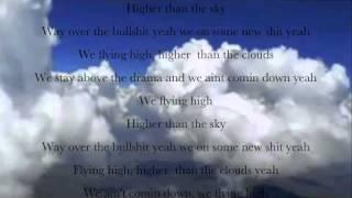 Flying High- Honors English feat. Lupe Fiasco w. Lyrics