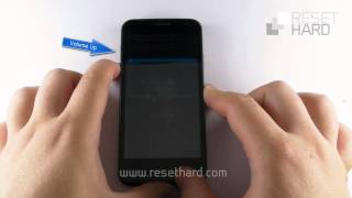 How To Hard Reset Vodafone Smart 4 mini
