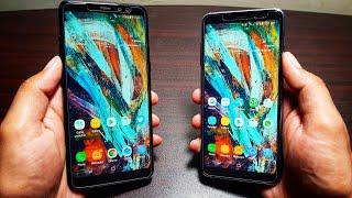 Samsung Galaxy A8 vs A8 Plus Comparison!