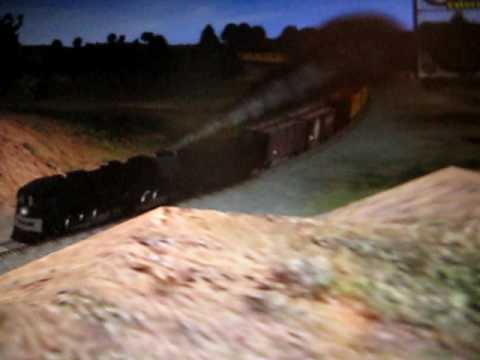 Southern Pacific AC 12 cab foward #4294 in Trainz