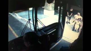 Violent Robbery: Mugging of elderly sisters in west Boca caught on bus video camera