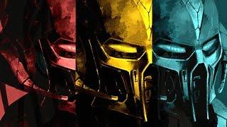 Mortal Kombat XL - TRIBORG - Fatalities & X-Rays Gameplay (MKXL)