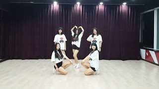 [TNS트레이닝센터] 레드벨벳(RedVelvet)_Dumb Dumb(덤덤)_Dance Cover(안무)