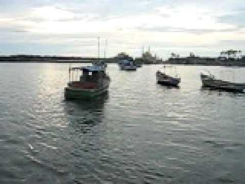 A South Indian Fishing Port-Vizhinjam Near Kovalam