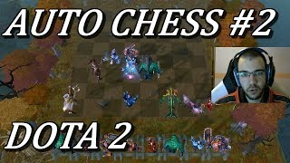 MORE AUTO CHESS Dota 2 ACTION! Spell Damage Lineup