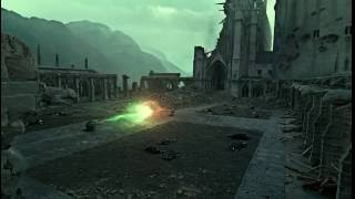 Harry Potter and the Deathly Hallows – Part 2: Harry Potter and Lord Voldemort-- The final battle.