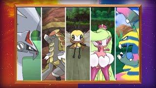 Meet Silvally, Kommo-o, and Other Stunning Pokémon in Pokémon Sun and Pokémon Moon!